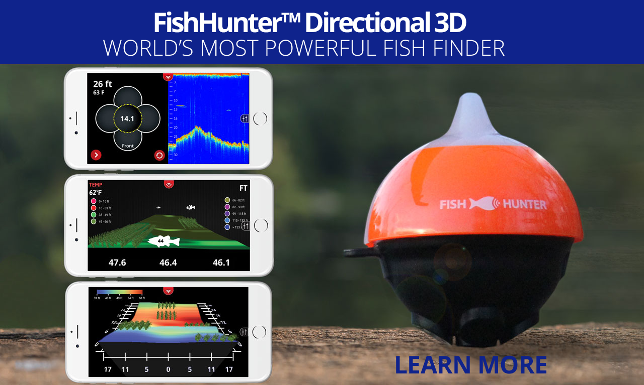 FishHunter™ Directional 3D